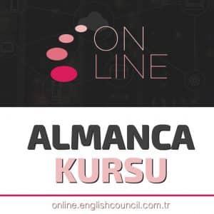 Online Almanca Kursu