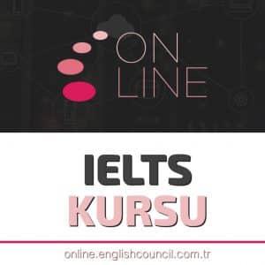Online IELTS Kursu