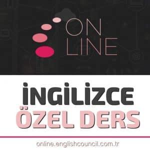 Online İngilizce Özel Ders